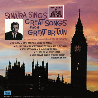 VINIL Universal Records Frank Sinatra - Sings Great Songs From Great Britain