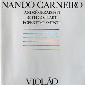 CD ECM Records Nando Carneiro: Violao