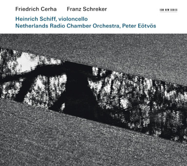 CD ECM Records Cerha / Schreker - N.R.C.O. / Peter Eotvos