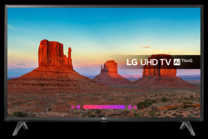 TV LG 75UK6200