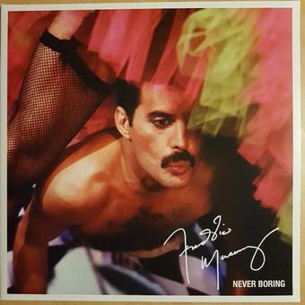 VINIL Universal Records Freddy Mercury - Never Boring