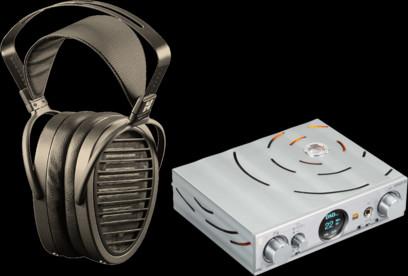 Pachet PROMO HiFiMAN Arya + iFi Audio Pro iDSD