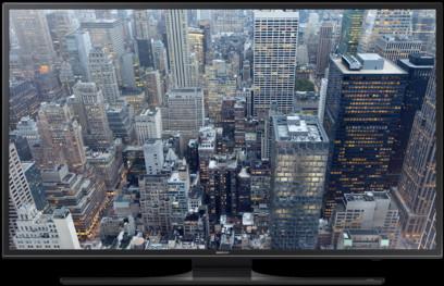 TV Samsung 60JU6400