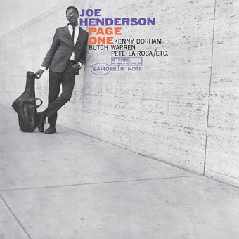 VINIL Universal Records Joe Henderson - Page One