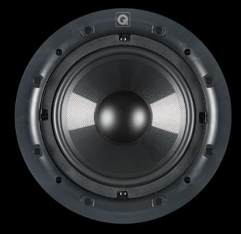Boxe Q Acoustics QI SUB 80SP Performance ( in Wall )