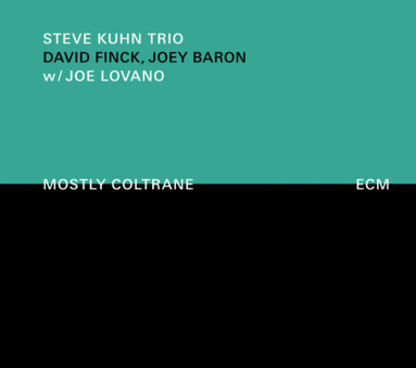 CD ECM Records Steve Kuhn: Mostly Coltrane