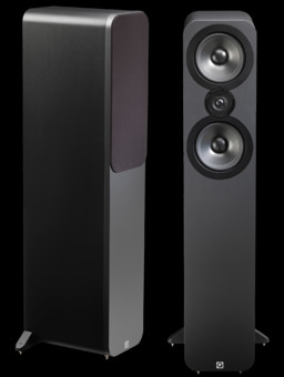 Q Acoustics 3050 + Cambridge Audio Topaz SR20