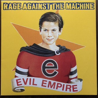 VINIL Universal Records Rage Against The Machine - Evil Empire
