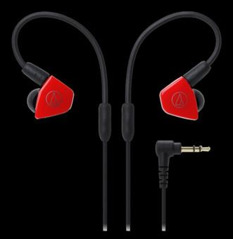 Casti in-ear cu microfon Audio-Technica ATH-LS50iS, seria LIVE SOUND