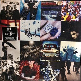 VINIL Universal Records U2 - Achtung Baby