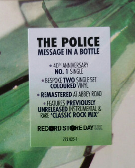 VINIL Universal Records The Police - Massage In A Bottle