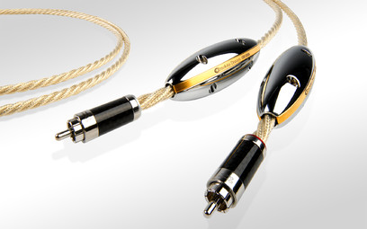 Cablu Crystal Cable CrystalConnect Absolute Dream RCA 1m