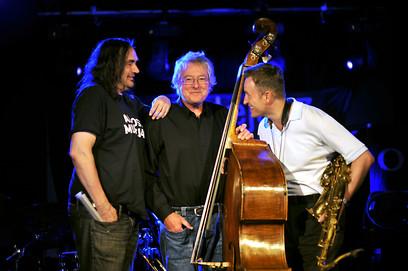 CD ECM Records Arild Andersen, Paolo Vinaccia, Tommy Smith: Live At Belleville