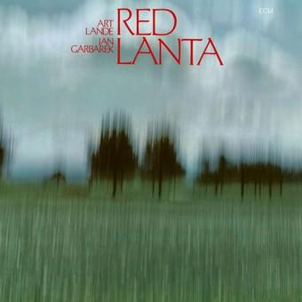CD ECM Records Art Lande, Jan Garbarek: Red Lanta