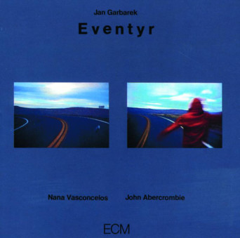 CD ECM Records Jan Garbarek: Eventyr