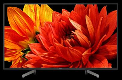 TV Sony LED Smart Android  4K 49XG8396 Resigilat