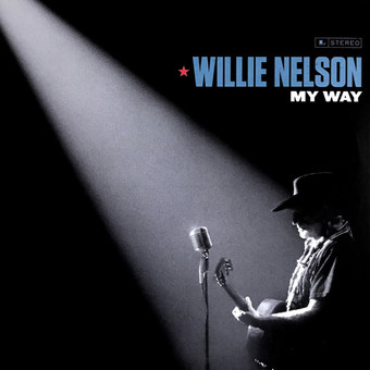 VINIL Universal Records Willie Nelson - My Way