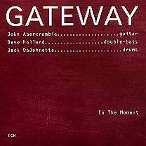 CD ECM Records Gateway: In The Moment