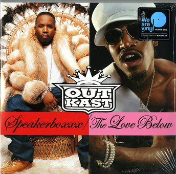 VINIL Universal Records Outkast - Speakerboxxx / Love