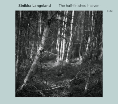 CD ECM Records Sinikka Langeland: The Half-Finished Heaven
