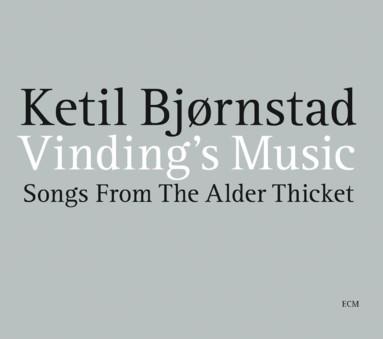 CD ECM Records Ketil Bjornstad: Vinding's Music