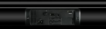 Soundbar Wharfedale Vista 200S Negru