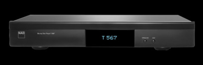 Blu Ray Player NAD T 567 Network Blu-ray Disc Player
