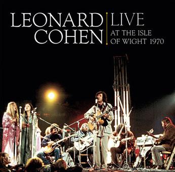 VINIL Universal Records Leonard Cohen Live At The Isle Of Wight