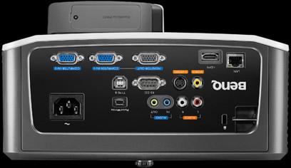 Videoproiector Benq MX852UST Resigilat