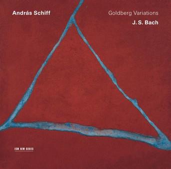 CD ECM Records Andras Schiff - Bach: Goldberg Variations