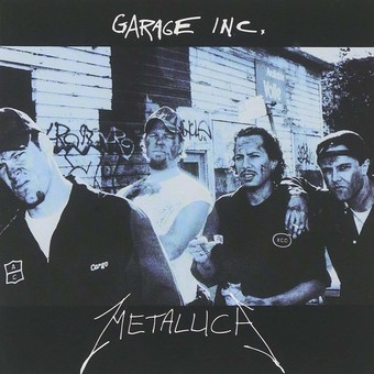 VINIL Universal Records Metallica - Garage Inc