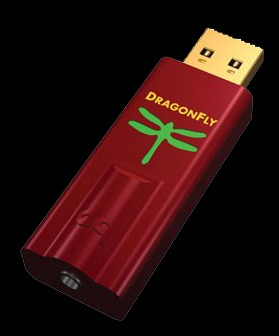 DAC Audioquest DragonFly Red