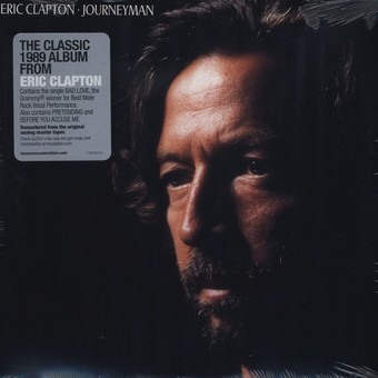 VINIL Universal Records Eric Clapton - Journeyman