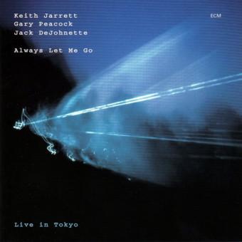CD ECM Records Keith Jarrett Trio: Always Let Me Go