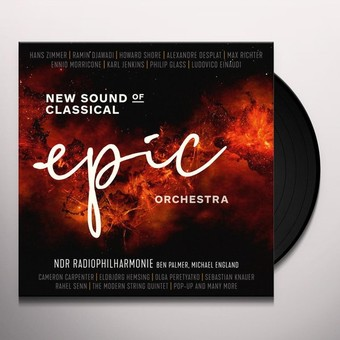 VINIL Universal Records Epic Orchestra - New Sound Of Classical