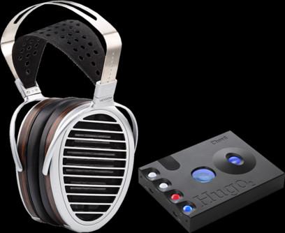 Pachet PROMO HiFiMAN HE1000se + Chord Electronics Hugo 2