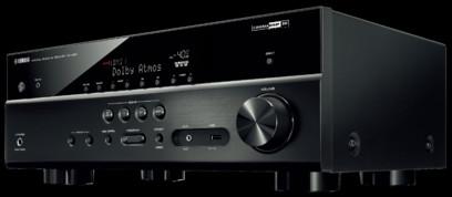 Receiver Yamaha MusicCast  RX-V581