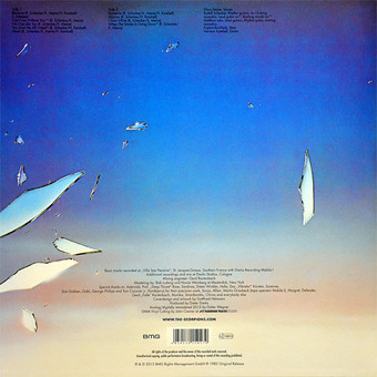 VINIL Universal Records Scorpions - Blackout (180g Audiophile Pressing)