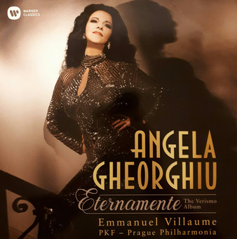 VINIL Universal Records Angela Gheorghiu : Eternamente - The Verismo Album