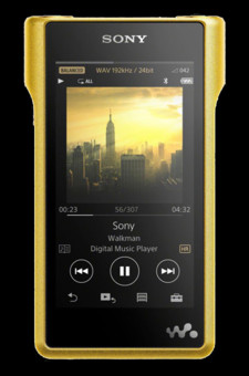 Sony Walkman NW-WM1Z Seria SIGNATURE