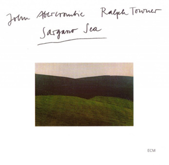 CD ECM Records John Abercrombie / Ralph Towner: Sargasso Sea