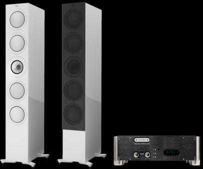 Pachet PROMO KEF R11 + Chord Electronics CPM 2650
