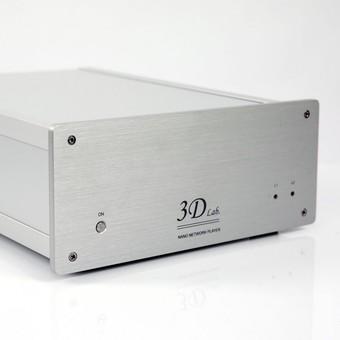 DAC 3D LAB NANO NETWORK PLAYER SIGNATURE V5
