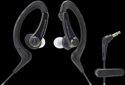 Casti Sport Audio-Technica ATH-Sport1iS