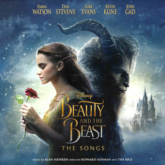 VINIL Universal Records Various Artists - The Beauty And The Beast Soundtrack