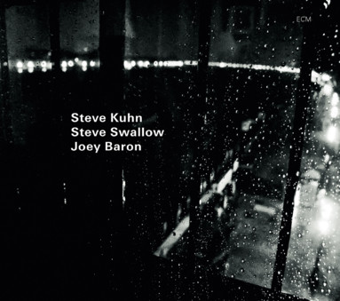 CD ECM Records Steve Kuhn, Steve Swallow, Joey Baron: Wisteria