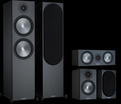 Pachet PROMO Monitor Audio Bronze 500 pachet 5.0
