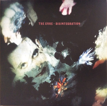 VINIL Universal Records The Cure - Disintegration