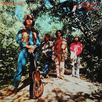 VINIL Universal Records Creedence Clearwater Revival - Green River