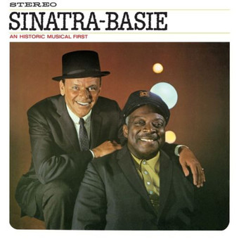 VINIL Universal Records Frank Sinatra - Count Basie: An Historic Musical First